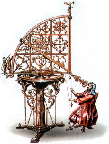 У телескопов Галилея был